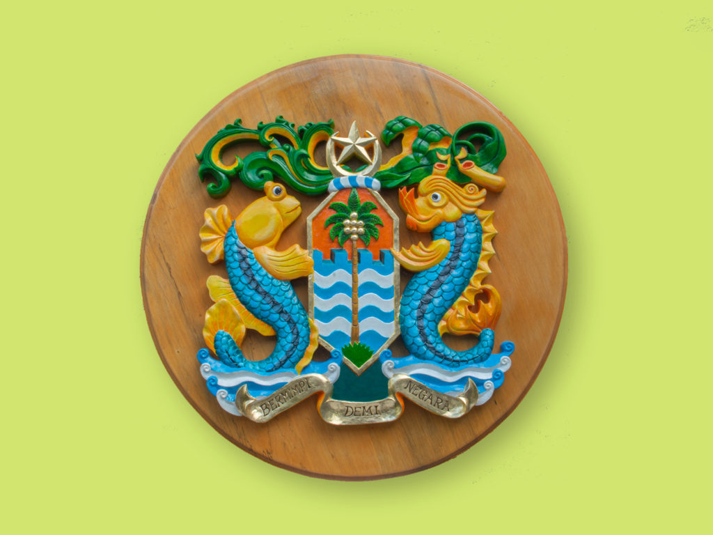 """Bermimpi Demi Negara"": Reinterpreting Penang's Coat of Arms"